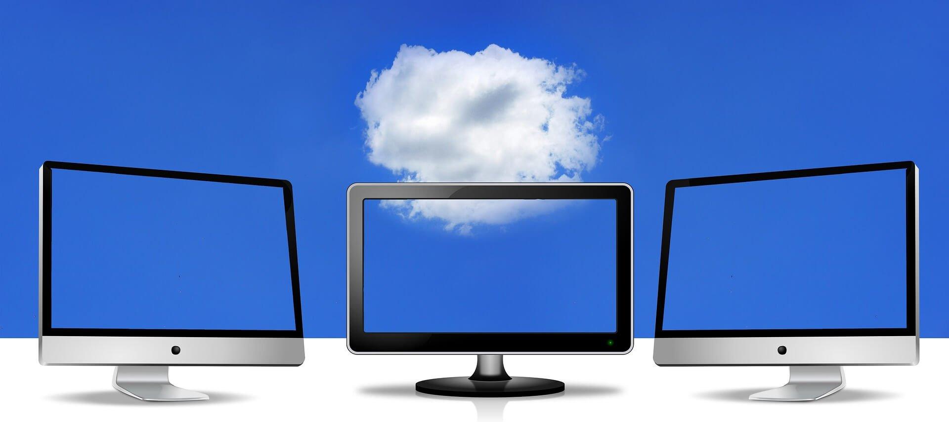 Un servicio complementario en la nube