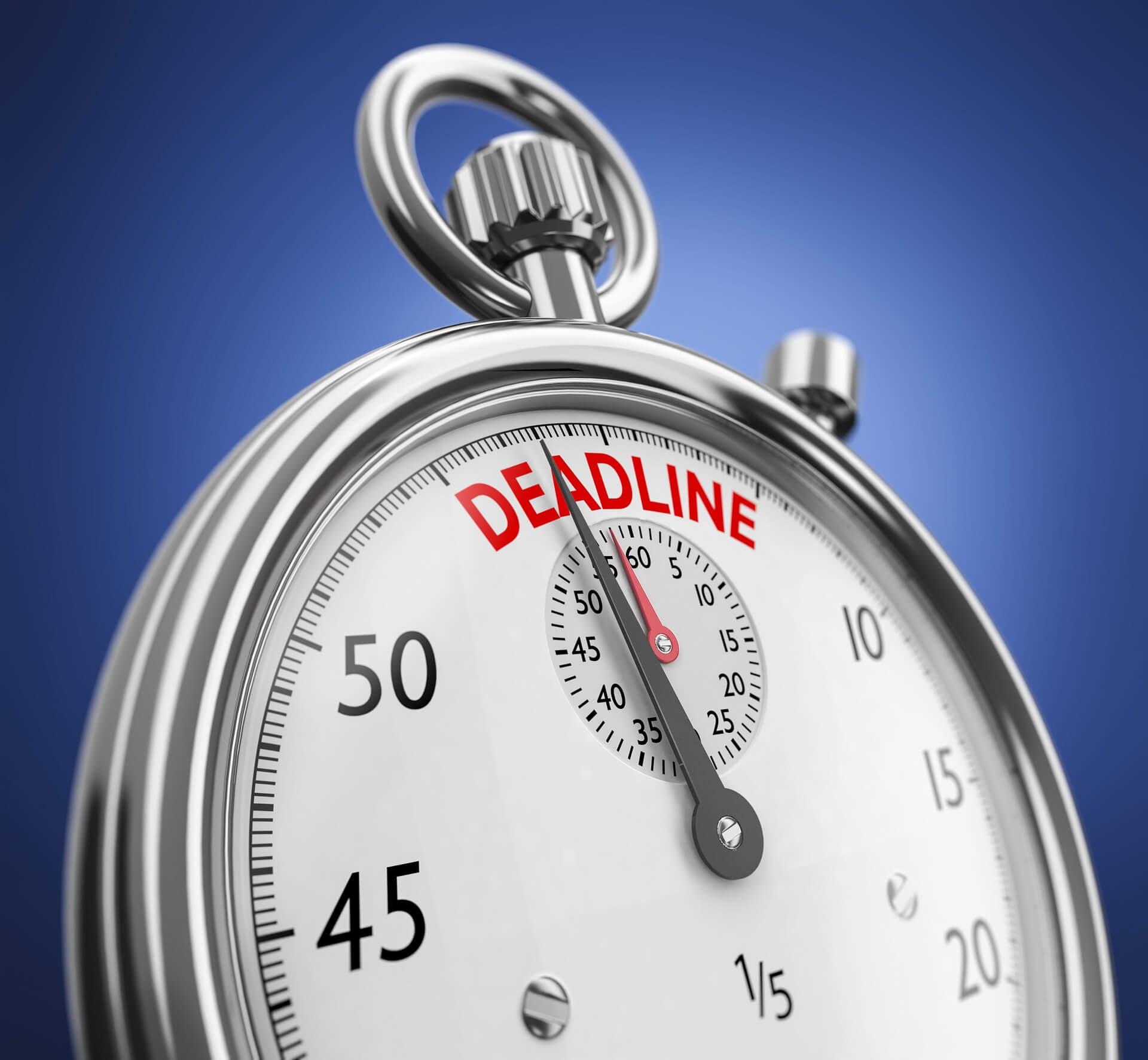El tiempo se ha convertido en un gran factor de importancia para los empresarios.