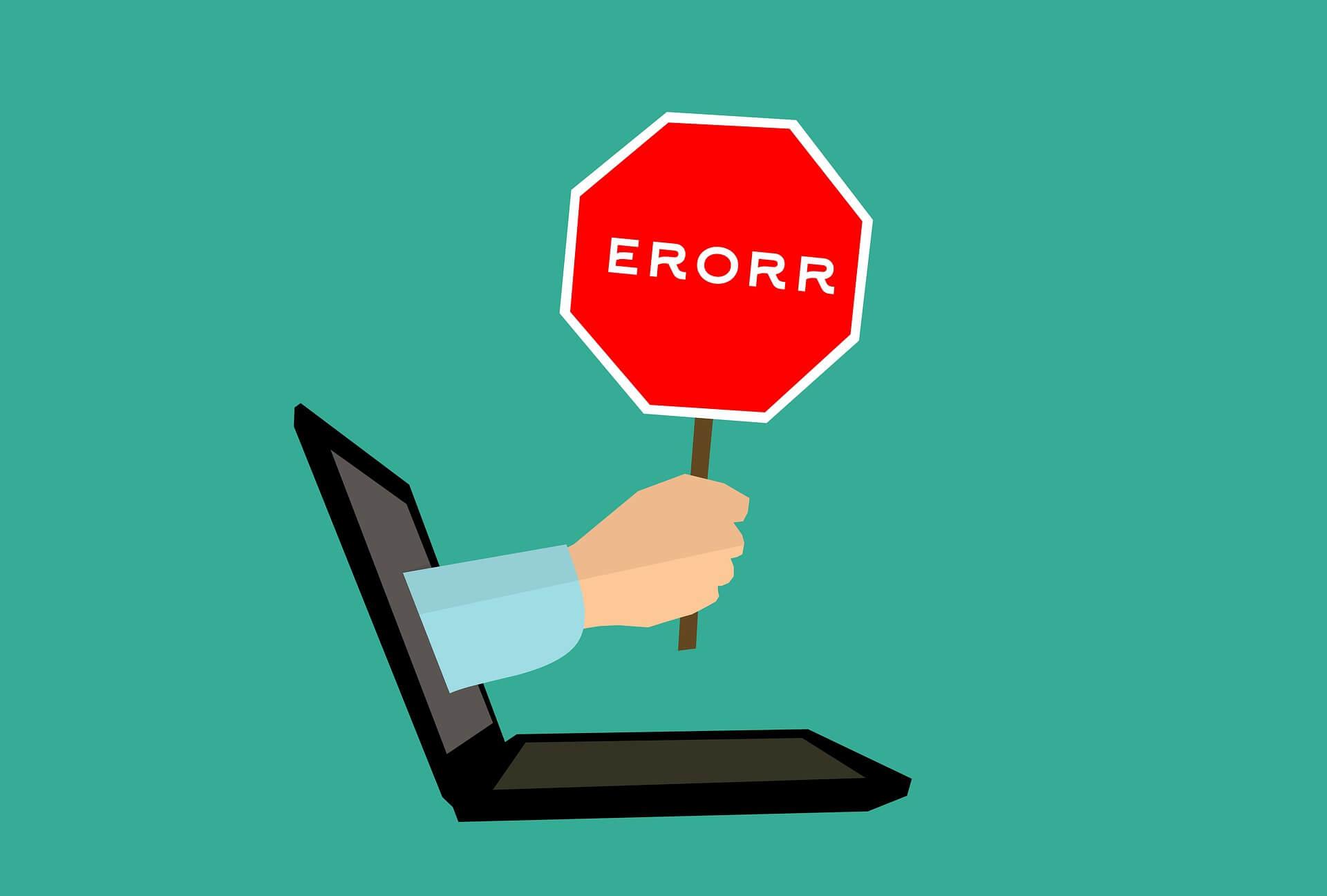 Al mometo de programar un ERP se debe ser cuidadoso con la información que se introduce, ya que al no colocar la información correcta, multiples errores se pueden sucitar.