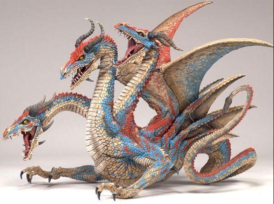 Día del niño - dragones_changarro