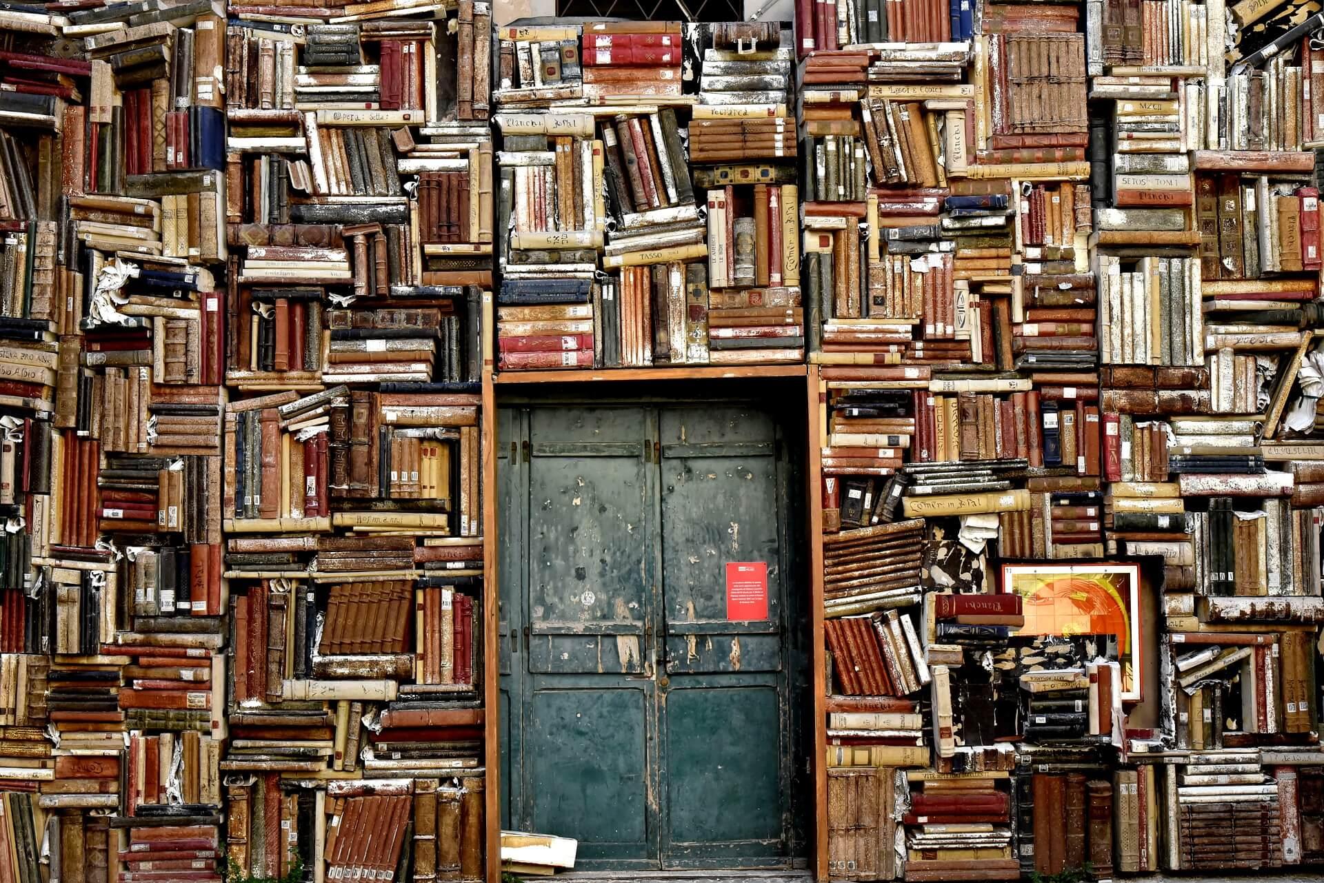 Un libro siempre será el arma para el éxito del conocimeintoo