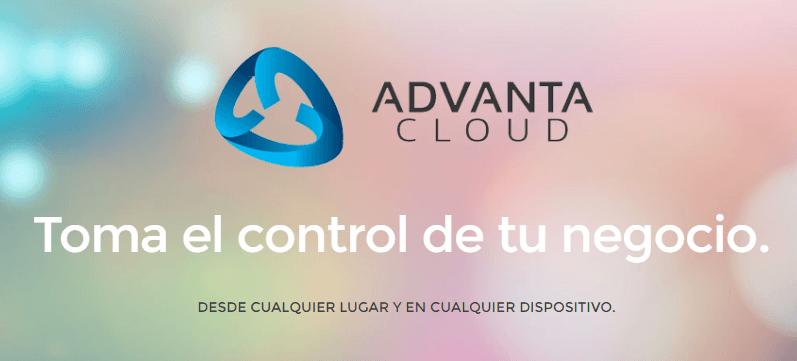 Advanta Cloud - Software ERP en la Nube para Pymes