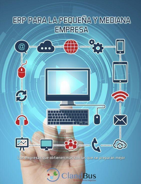 Ebook ClandBus ERP para Pymes