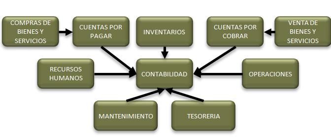 software para contabilidad -Odoo- Advanta TMB -  Acumatica - ClandBus - México