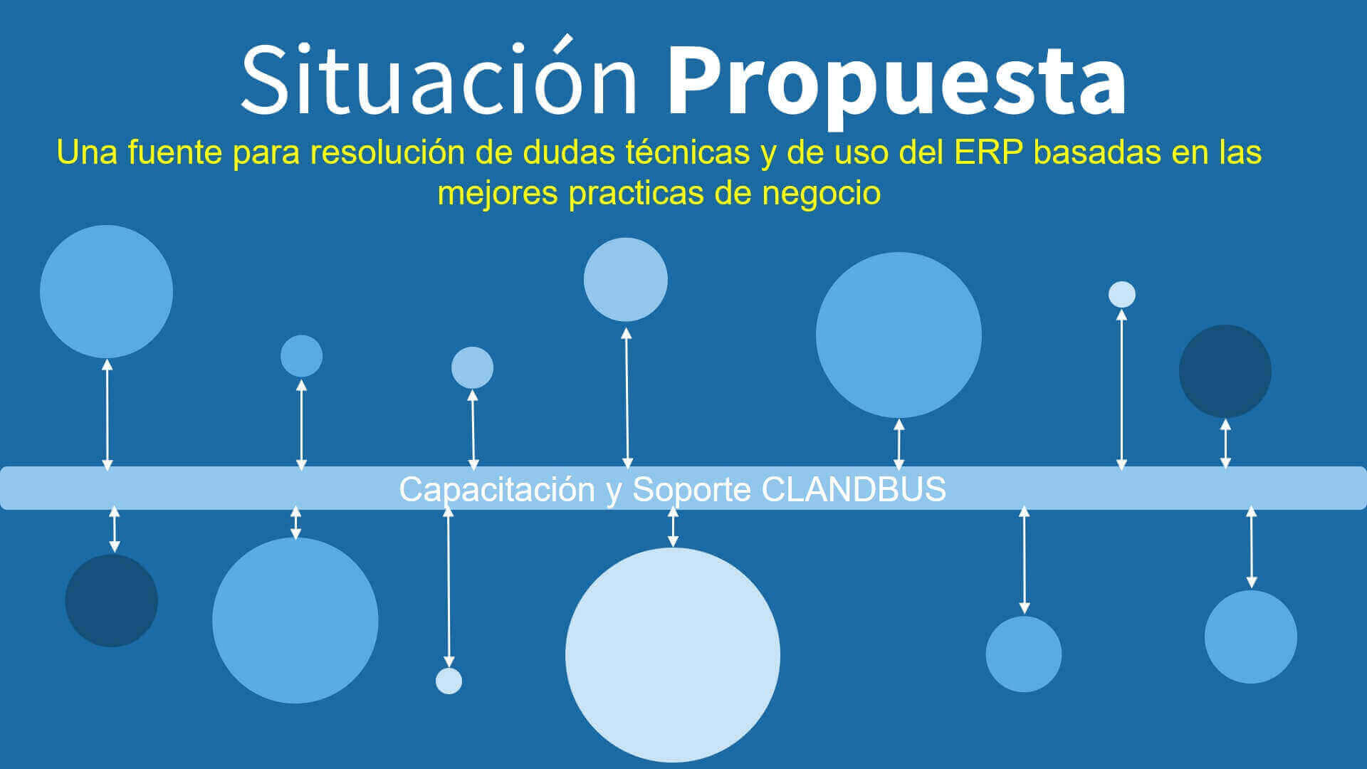 Asesoria Capacitacion Soporte Implementacion en Software ERP