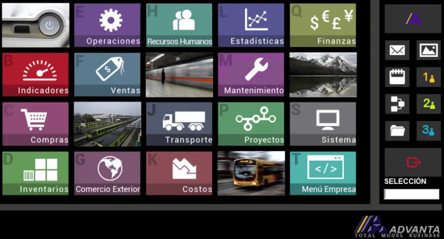 ERP para Pymes - Advanta TMB - Software para empresas - ClandBus