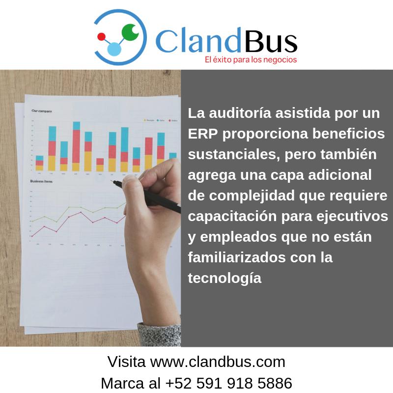 Auditoria Asistida Por un ERP-ClandBus