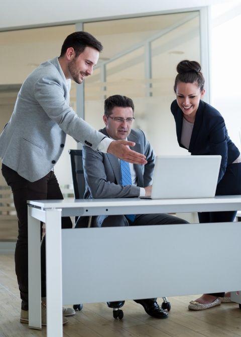 Sistema ERP por Industrial - Aselera tus procesos de negocio y crea un ambiente libre de estrés