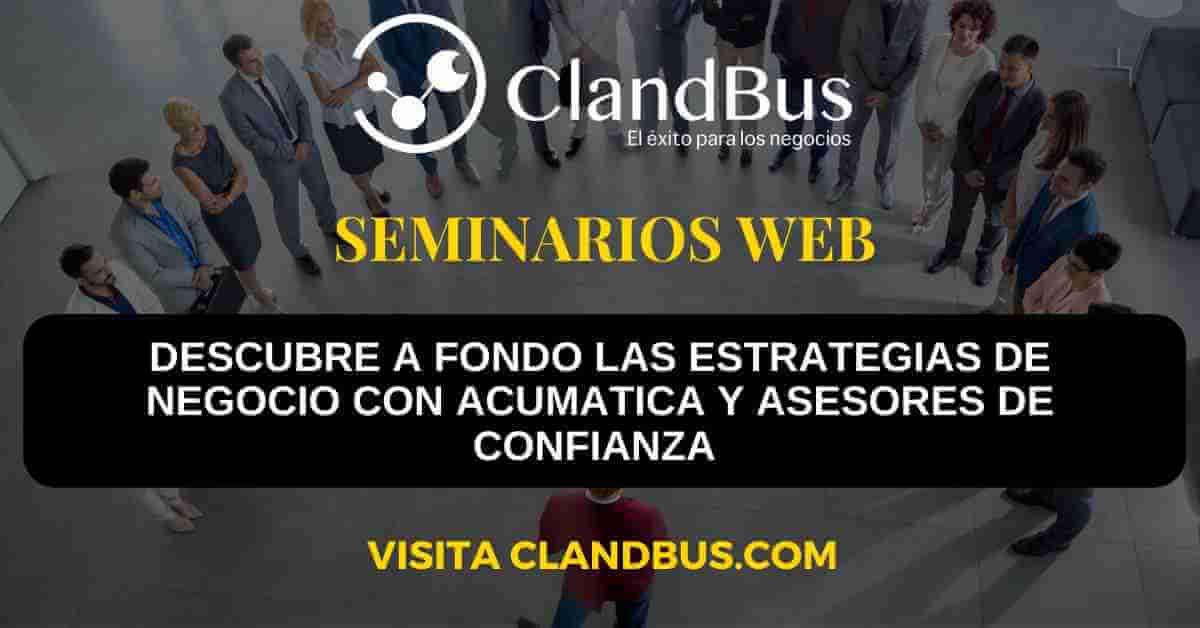 ERP por industria - SEMINARIOS EL WEB PARA EMPRESAS EN CRECIMIENTO